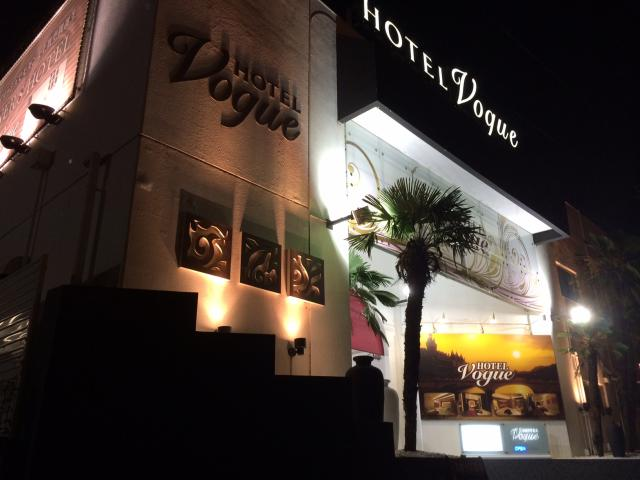 DESIG�m HOTEL Vogue(�f�U�C�� �z�e�� ���H�[�O)