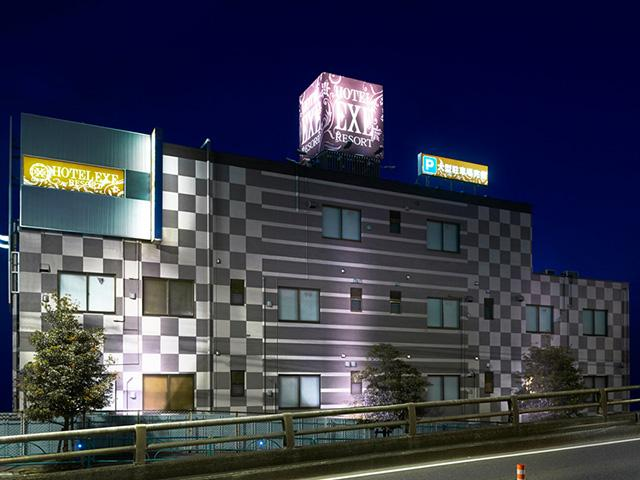 HOTEL EXE RESORT(�z�e�� �G�O�[ ���]�[�g) [ ��:HOTEL COCO������ ]