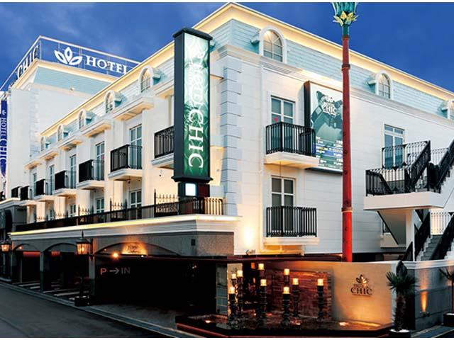 HOTEL CHIC(�z�e�� �V�b�N)