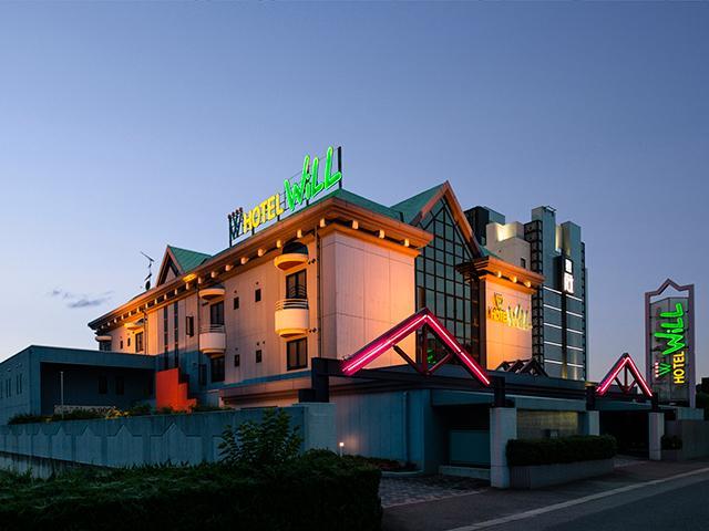 HOTEL WiLL�Ž��X(�z�e�� �E�B���Ž��X)