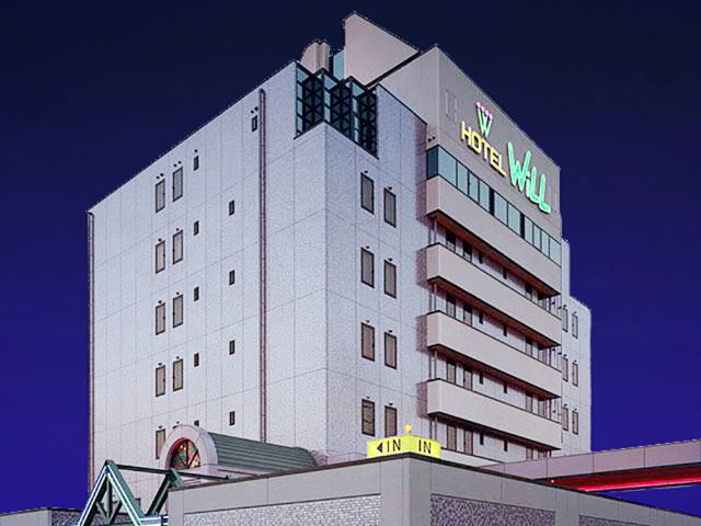 HOTEL WiLL��{�X(�z�e�� �E�B����{�X)